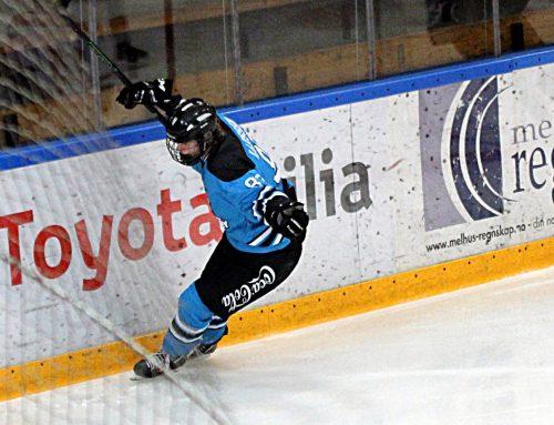 Westad Larssen med a-kontrakt