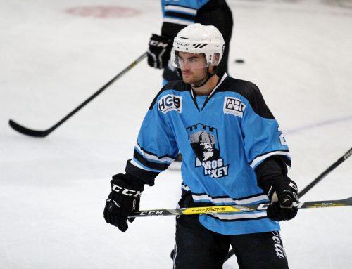Før kampene: Nidaros – Ringerike Panthers