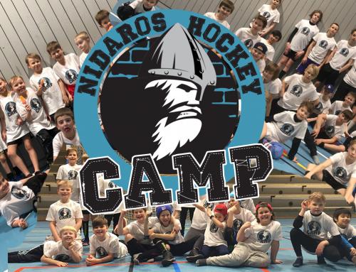 Nidaros Hockeycamp – julen 2018
