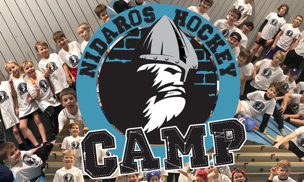 Nidaros Hockeycamp i vinterferien