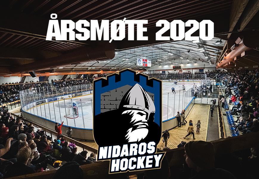 Årsmøte i Nidaros Ishockeyklubb 2020