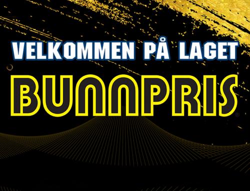 Velkommen på laget, Bunnpris